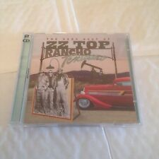 ZZ Top - Rancho Texicano (The Very Best of) CD X 2 (2004) Southern Rock