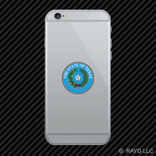 Texas State Seal Cell Phone Sticker Mobile Die Cut lone star