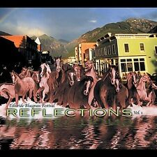 Reflections 1 Telluride Bluegrass Festival Audio CD
