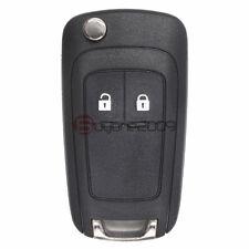 New Uncut Remote Key  433MHz ID46 Fob 2 Button for Chevrolet Aveo Cruze Orlando