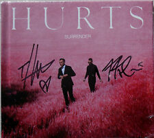 HURTS * SURRENDER * SIGNED DELUXE EDITION 13 TRK CD * SEALED! * LIGHTS * WISH