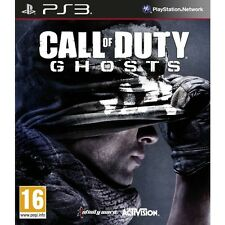 Call Of Duty Ghosts Game PS3 Brand New