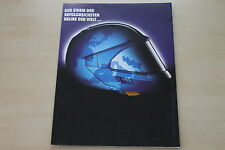 167895) BMW-casco de sistema-folleto 09/1989