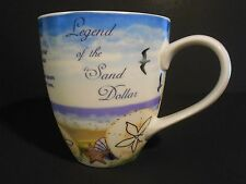 Cape Shore The Legend of the Sand Dollar Coffee Mug Tea Cup 18 oz.