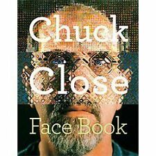 Chuck Close: Face Book