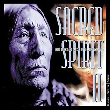 Sacred Spirit, Vol. 2: More Chants and Dances of Native by Sacred Spirit (CD,...