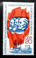 Germany / DDR - 1976 European socialist party congress Mi. 2146 MNH