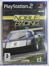 COMPLET Jeu NOBLE RACING playstation 2 sony PS2 francais simulation voitures car