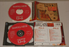 Bravo The Hits Best of 94 1994 2 CDs 39 Tracks Whigfield DJ Bobo Snap Mo-Do ...