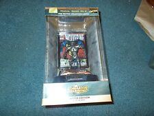 Wolverine Marvel Comic books Limited Edition Pewter Sculpture 2 Silver Age 1997