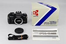 [Mint]Yashica FX-3 super 2000 35mm SLR Camera Body from Japan #028