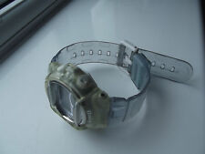 Casio Baby-G Shock WR200, ladies ,looking new,plastic alarm chronograph,BG-169A