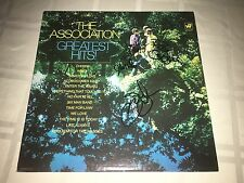 The Association SIGNED Greatest Hits LP X4 Windy PROOF