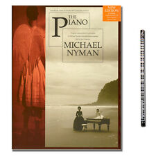Michael Nyman The Piano mit MusikBleistift - CH60871 - 9780711933224