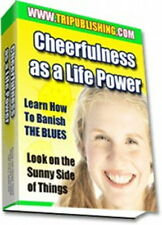 Learn How To Banish The Blues - Cheerfulness As A Life Power, Lift Spirits (CD)