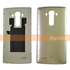 Housing Battery Cover Back Door Case + NFC for LG G4 H810 H811 H815 LS991 F500L