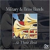 Military and Brass Bands at Their Best, Various Artists, Good