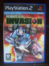 PS2 ROBOTECH INVASION - EN INGLES - PLAYSTATION 2