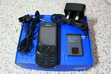 Nokia 6303i classic BLACK GSM Cell Phone Unlocked free shipping