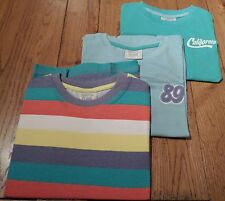 South île Graçons 3 paquet court T shirt lot 6-7 an
