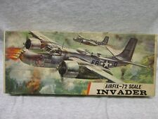 Airfix WWII US A-26 Invader Airplane Model Kit in Original Box 1/72 Scale