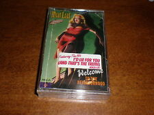 Meat Loaf CASSETTE Welcome To The Neighborhood NEW