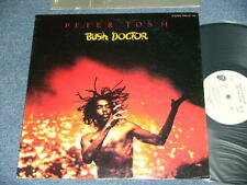 PETERTOSH Japan 1978 White Label PROMO NM LP BUSH DOCTOR Rolling Stones
