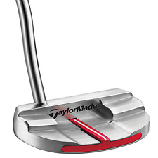 """NEW 2016"" TAYLORMADE OS MONTE CARLO 34"" PUTTER + SUPERSTROKE GRIP & HEADCOVER"