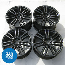 "GENUINE MASERATI 20"" GHIBLI QUATTROPORTE QP Q4 URANO 7 14 SPOKE ALLOY WHEELS"