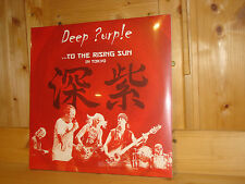 DEEP PURPLE To the Rising Sun Live In Tokyo 2014 EDEL 3 LP NEW SEALED FOC