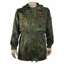 German Army (Bundeswehr) Flecktarn Parka - Height 185-195cm, Chest 100cm