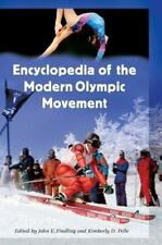 Encyclopedia of the Modern Olympic Movement-ExLibrary