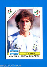 WORLD CUP STORY Panini - Figurina-Sticker n. 213 - RUGGERI -ARG-ITALIA 90-New