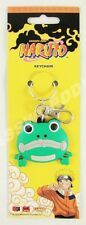 ** NARUTO FROG PURSE KEYCHAIN KEY CHAIN GE ANIMATION ** 3936