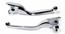 lever Set Chrome For Harley Davidson V - Rod VRSC 06- Hand Control lever set