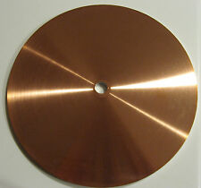 "rle 8""  COPPER LAP, BRAND NEW FACETING"