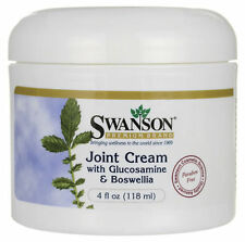 Joint Cream Glucosamine Boswellia Capsaicin Boswellia Extract 4 fl oz (118 ml)
