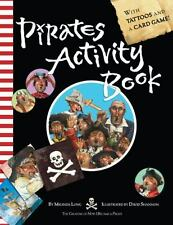 Pirates Activity Book by Long, Melinda, Good Book