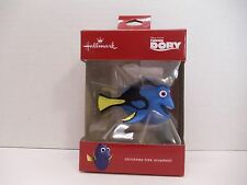 HALLMARK 2016 CHRISTMAS TREE ORNAMENT DORY Finding Nemo Disney Pixar Movie
