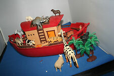 Playmobil Noah's Ark and animals