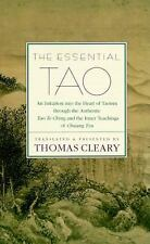 Essential Tao by Thomas Cleary (1993, Paperback, Revised)