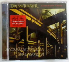 DREAM THEATER - SYSTEMATIC CHAOS - CD Sigillato
