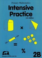 Singapore Math Primary Math Intensive Practice 2B-FREE Expedited Upgrade with$45