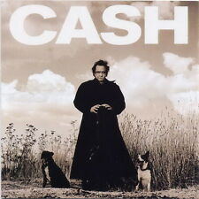JOHNNY CASH AMERICAN RECORDINGS VINILE LP 180 GRAMMI NUOVO E SIGILLATO