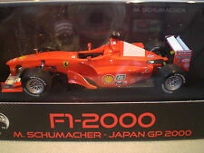 1:43 F1-2000  M. SCHUMACHER JAPAN GP 2000  #3  HOTWHEELS ELITE V8379