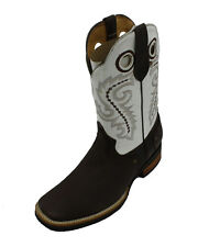 Men's Leather Cowboy Boots Animal Print  SPECIAL PRICE $99.99 Style BullDog TB