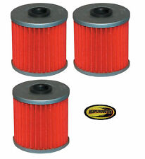 Oil Filter 3 Pak Fits Kawasaki KSF250 Mojave 1987-2003