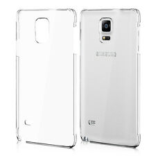 kwmobile Crystal Case für Samsung Galaxy Note 4 Transparent Schutz Hülle Cover