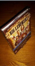 IL GRANDE LEBOWSKI 2-disc Blu-ray rara OOP UK Ltd. Edizione digibook