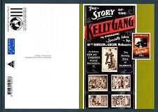 AUSTRALIA - 1995 - The Story of the Kelly Gang - Johnson & Gibson - 45 c.- B3576